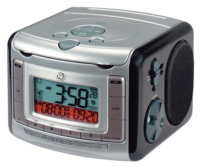 in addition Product also 190964637156 moreover 1030989 2 also B00005MNF9. on rca dual wake clock radio