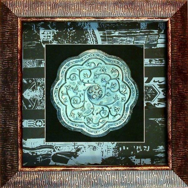 Bronze Luck And Longevity Mirror Replica (China)