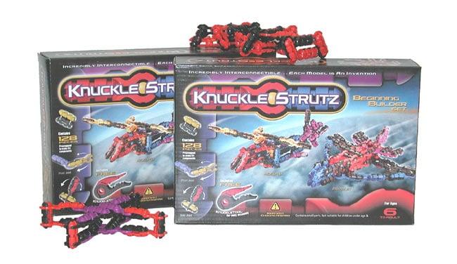 KnuckleStrutz Beginning Builder Combo Set