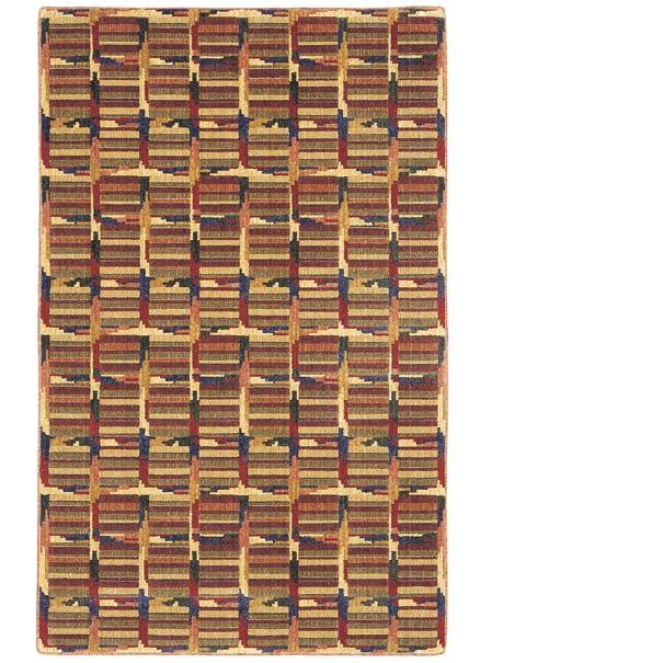 Larousse Multi-color Wool Rug (7'10 x 11')