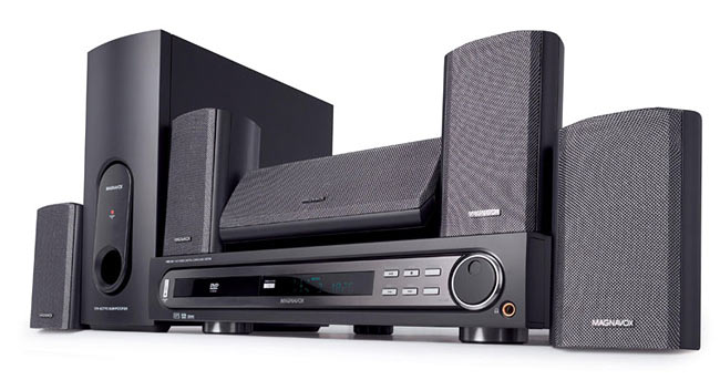Magnavox  Dvd Home Theater System Mrd