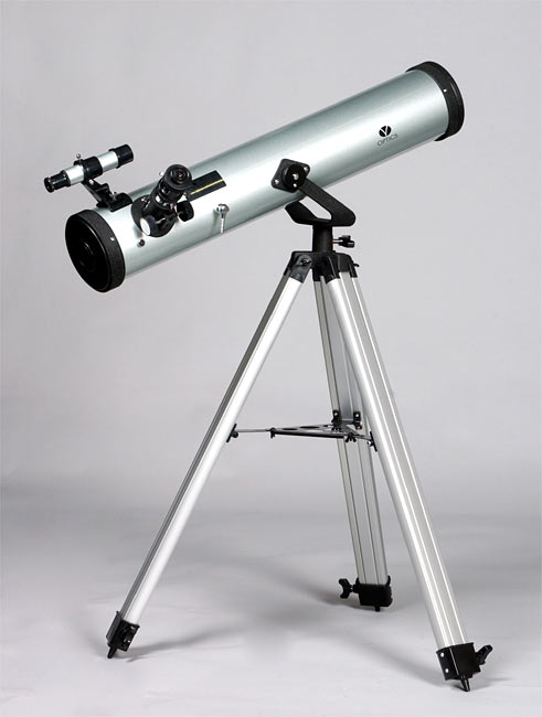 76mm x 700 mm Reflector Telescope