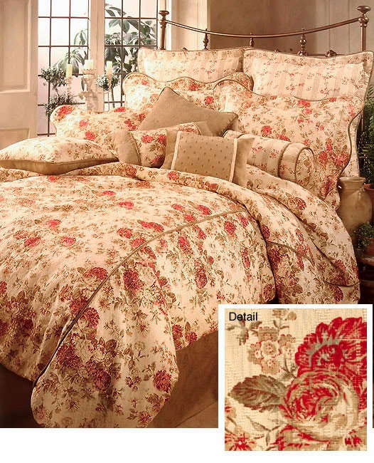 Shop Toulon Complete Duvet Cover Set Queen Free Shipping Today