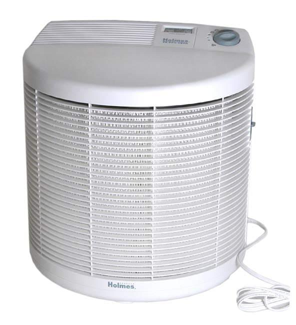 Hepa Air Rooms : Holmes hap hepa air purifier for large rooms free