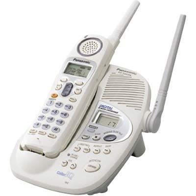 Thumbnail Panasonic KX TG2224W 24GHz Digital Cordless Phone Refurbished