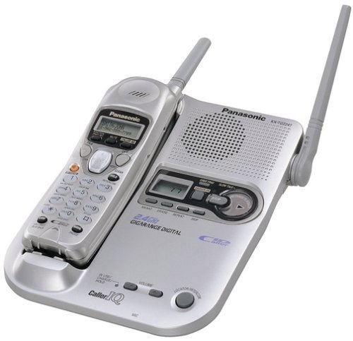 Thumbnail Panasonic KX TG2247 24GHz Digital Cordless Phone Refurbished