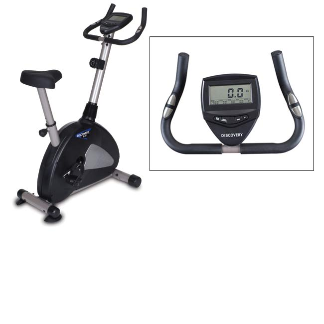 Keys Fitness Magnetic Resistance Exercise Bike