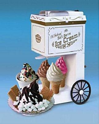 Nostalgia Old Fashioned Soft Serve Ice Cream Maker