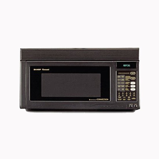 Sharp R 1850a Otr Convection Microwave Black