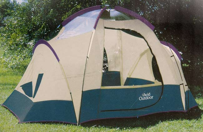 Shop American C&er 5-person Dome Tent - Free Shipping Today - Overstock - 740884 & Shop American Camper 5-person Dome Tent - Free Shipping Today ...