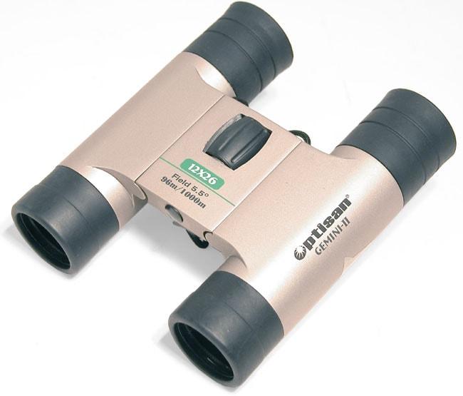 Optisan Gemini II 12 x 26 Binoculars