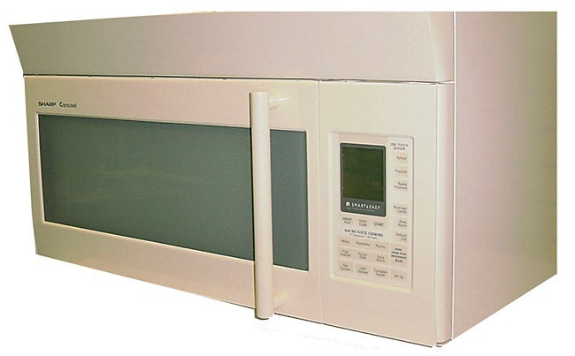 Sharp Touchscreen Microwave (Refurbished)