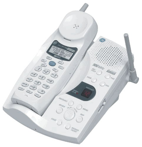 Ge 26993ge1 900mhz Cordless Phone With Answering System