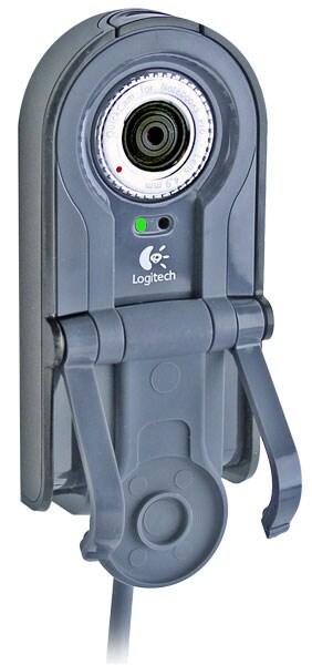 Logitech QuickCam Pro Video Webcam (Refurbished)