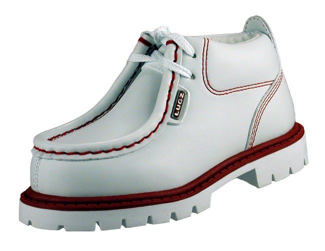 White Lugz Shoes