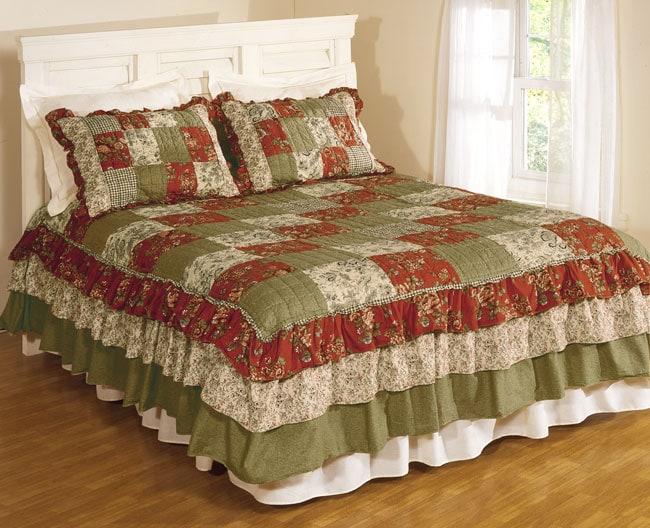 Casa Bella Luxury Bedspread