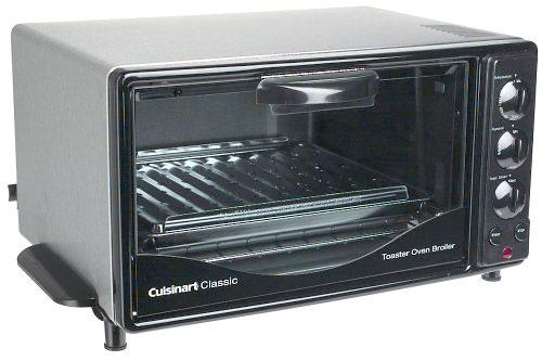 Cuisinart Classic Toaster Oven Broiler White