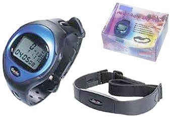 G Pulse Heart Rate Monitor
