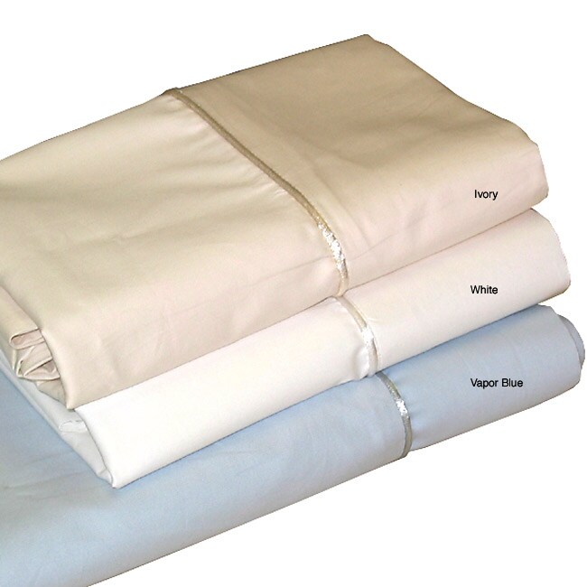 Waverly 400 Thread Count  Sateen King Pillowcases (Set of 2)