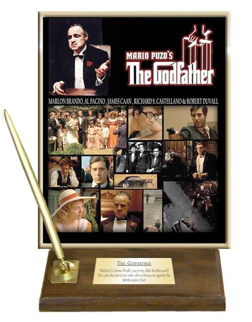 The Godfather Desktop Pen Set