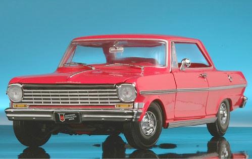 Die Cast 1963 Chevy Nova SS