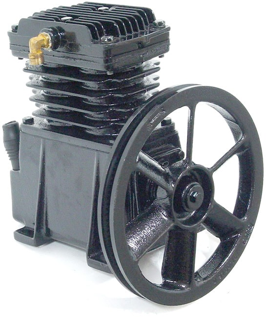 Schulz Cast Iron Bare Replacement Compressor Pump