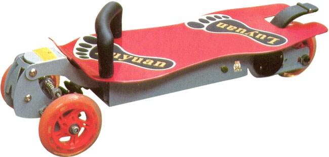 Motorized Skateboard