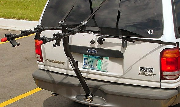 Yakima Roundabout 3-Bike Receiver Car Rack