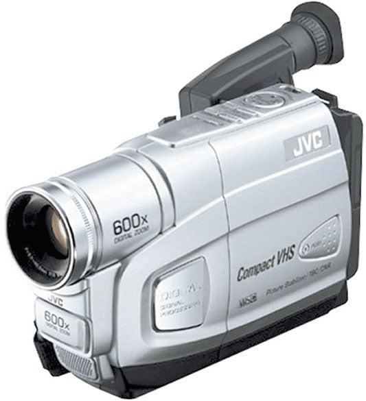 Jvc Vhs-c Camcorder  600x  Refurbished
