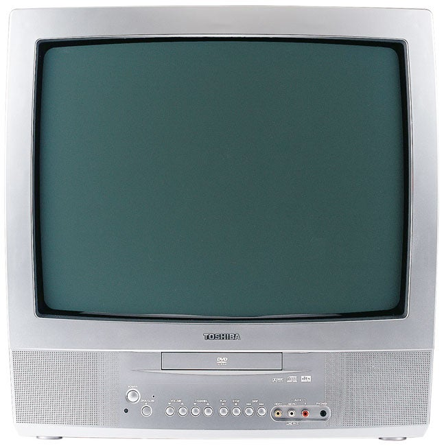 Toshiba MD19N1 19-inch TV/DVD Combo (Silver)
