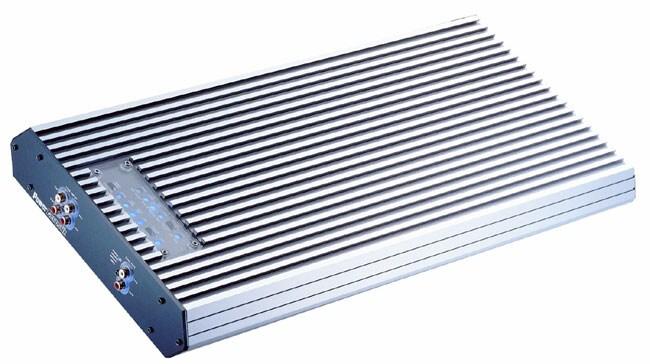 Power Acoustik 2 CH 980 Watts Mosfet Amplifier