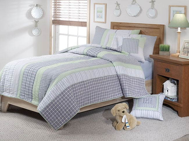 Berkeley All-cotton Quilt Set