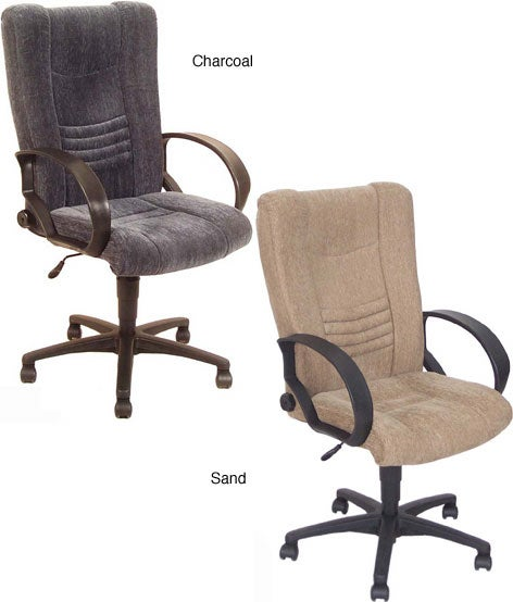 Sealy Posturepedic Executive Highback Office Chair