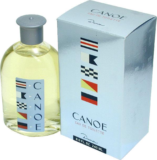 Dana Canoe Men's 8-ounce Eau de Toilette, Yellow lemon, S...