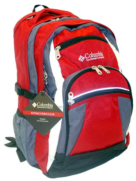 616f13bc8 Shop Columbia Extracurricular Backpack Daypack - Free Shipping On Orders  Over $45 - Overstock - 884418