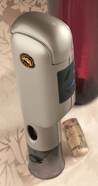 Battery Operated Corkscrew