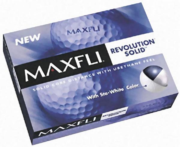 Maxfli Revolution 90 Multilayer Golf Balls (36-pack)