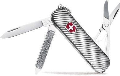 Swiss Army Classic Swirl Knife