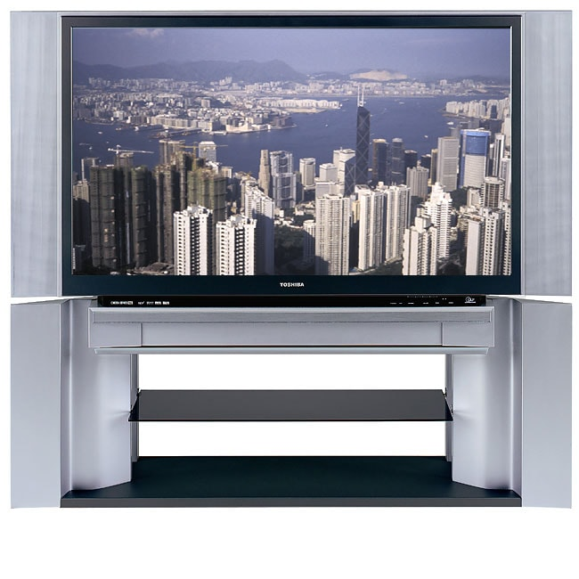 toshiba 52hm84 52 inch theaterwide tv free shipping. Black Bedroom Furniture Sets. Home Design Ideas