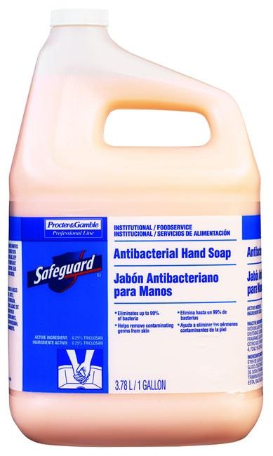 Safeguard Antibacterial Liquid Soap (Case of 2)