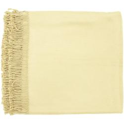 Legendary Woven Rayon from Bamboo Cotton Throw
