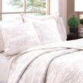 Lynnwood Whisper Full/Queen-size 3-piece Quilt Set