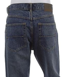 Thumbnail 2, Karl Kani Men's Vintage Relaxed Fit Denim Jeans. Changes active main hero.