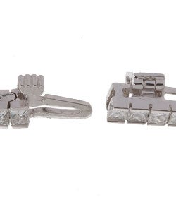 14k Gold 5-ct TW Channel-set Diamond Bracelet (G, VS2)