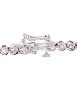 14k Gold 2ct Diamond Tennis Bracelet (J, I1)