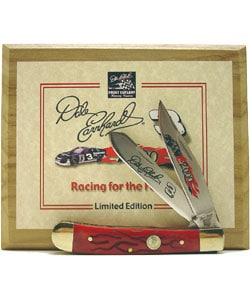 Dale Earnhardt Collectible Trapper 2000 Knife - Thumbnail 1
