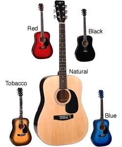 Jay Turser Dreadnought Acoustic Guitar Kit