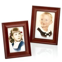 3-piece Ledge Set with Frames by Burnes of Boston