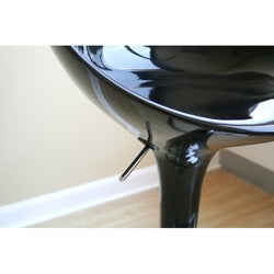 Highback Adjustable Bar Chair (Set of 2) - Thumbnail 1