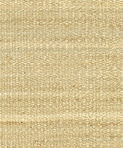 Hand-woven Jute Bleached Rug (8' Square) - Thumbnail 1
